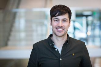 Nicholas Rubashkin, MD, PhD student at UCSF Institute for Global Health Sciences