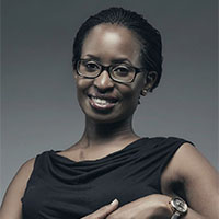 Claire Kidiiga, RN, BSN, master's student at UCSF Global Health Sciences