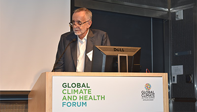 Richard Feachem, UCSF Institute for Global Health Sciences' Global Health Group