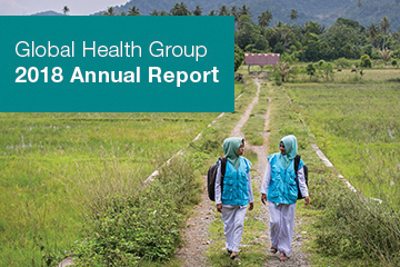 UCSF Global Health Group Annual Report 2018