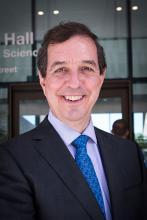 Dr. Jaime Sepulveda, executive director, UCSF Institute for Global Health Sciences