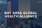 Screen shot of Bay Area Global Health Alliance website